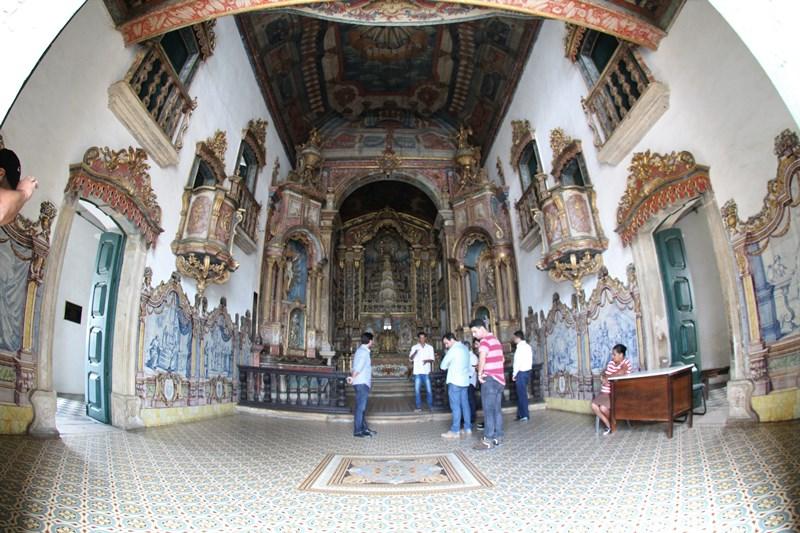 Templos banhados a ouro, erguidos por uma única família e frequentados por negros, conheça as igrejas de Penedo