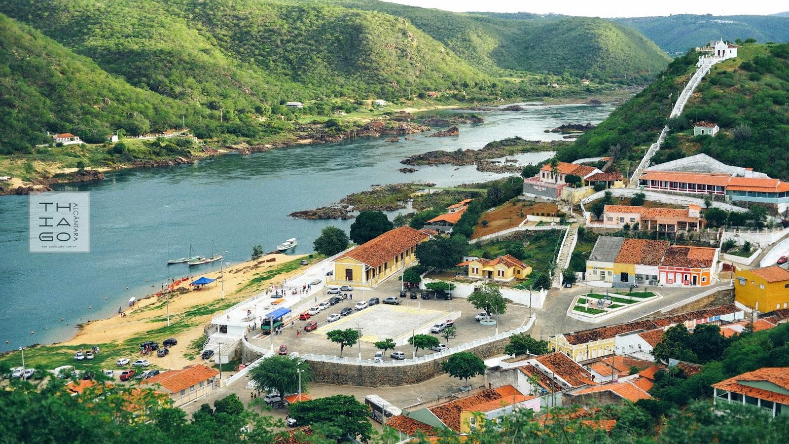 Piranhas Alagoas fonte: ama-al.com.br